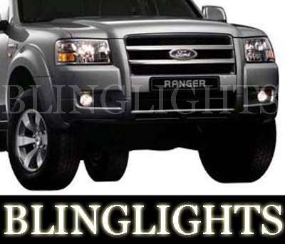 98 11 Ford Ranger Fog Lights Regular Xlt Super Thunder